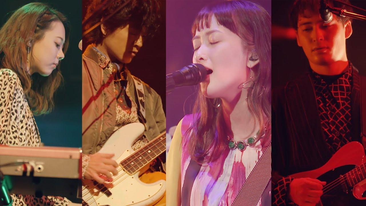 緑黄色社会 『LADYBUG』Live Video(SINGALONG tour 2020 -last piece-)