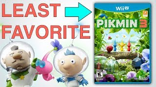 Why Pikmin 3 Is My LEAST Favorite Pikmin Game
