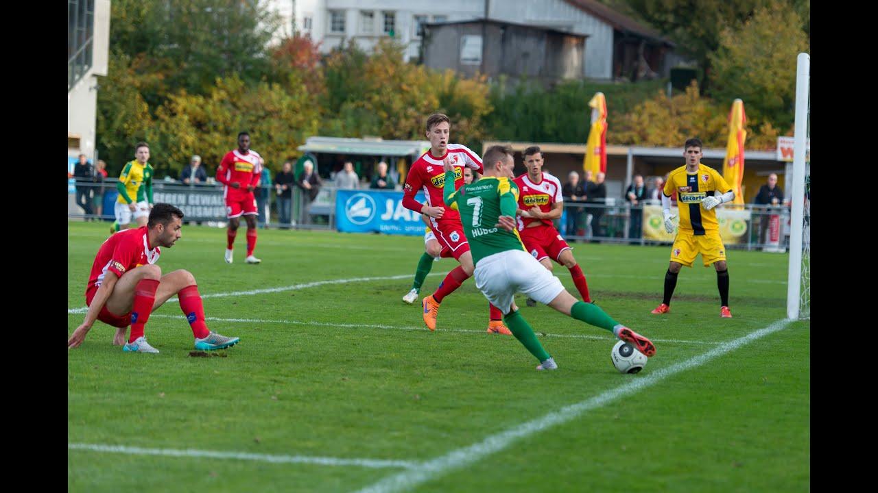 Sc Brühl St Gallen Fc Sion Ii Promotion League Youtube