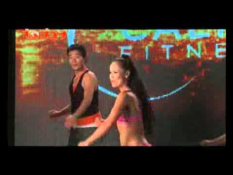 TodayTV | Giải Trí | VŨ ĐIỆU CUỘC SỐNG - Zumba Dance (phần 1)