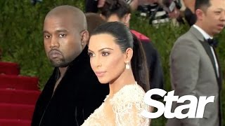 Kim's Been Living With Kris Jenner For Weeks!
