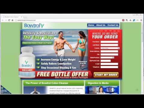 Bowtrol Colon Cleanse Review