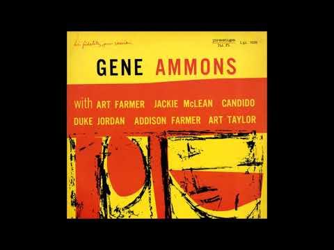 Gene Ammons - The Happy Blues (1956) (Full Album)