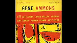 Gene Ammons - The Happy Blues (1956) (Full Album)