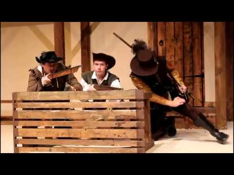 Three Musketeers Trailer- Montgomery Blair High School (Fall 2017)