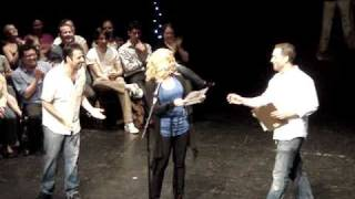 Repeat youtube video Megan Hilty: You Sing So Awesome!!