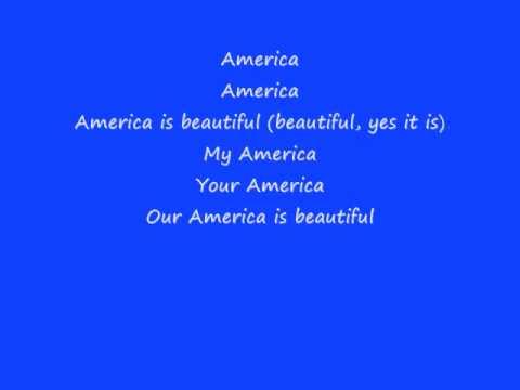 America's Song With Lyrics {FULL HQ}