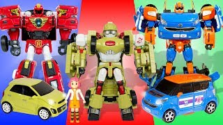 Tobot. Transformers Tobot C, D with pilot Dolly, R, W Adventure and Evolution, Tobol Zero