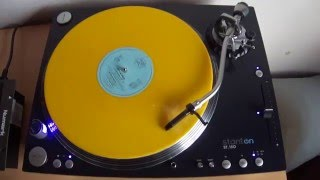 "Depeche Mode - A Question Of Lust (Flood Mix) 12"" Germany Yellow Vinyl"