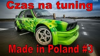 czas na tuning made in poland 3 bmw e30 bi turbo 500hp eng subtitle