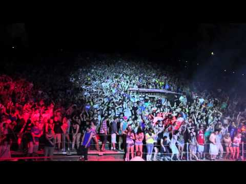 The Glitch Mob   Seven Nation Army Remix Live @ Red Rocks