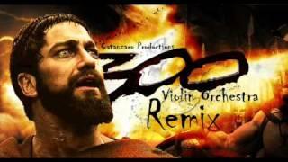 300 Violin Orchestra (Jorge Quintero) Remix
