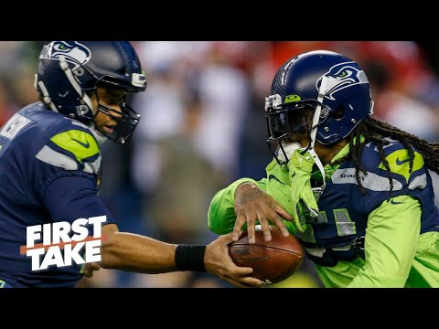 Russell Wilson isn't the same without the old Marshawn Lynch – Emmanuel Acho | First Take