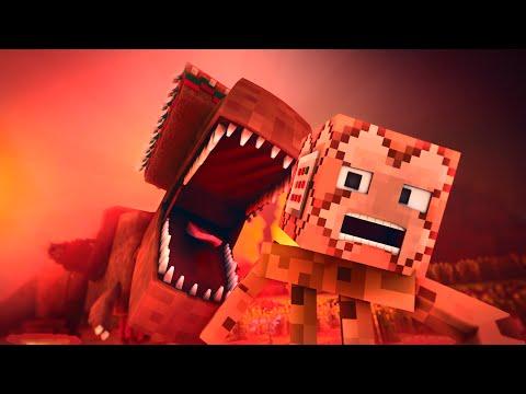 Talking Blocks: Command Blocks (Minecraft Animation)