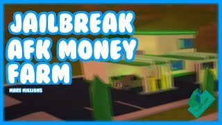 JAILBREAK AFK MONEY FARM *EASY* | Roblox