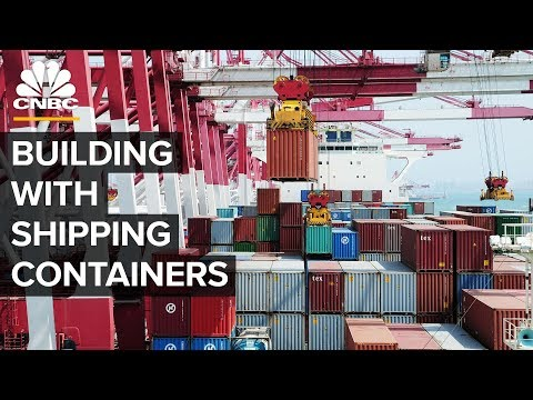 Are Shipping Containers The Future Of Construction?