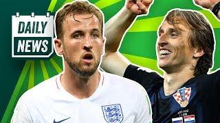 Mario Mandžukić schießt England ab! Neue Details zum Cristiano Ronaldo Deal und Schalke sortiert aus