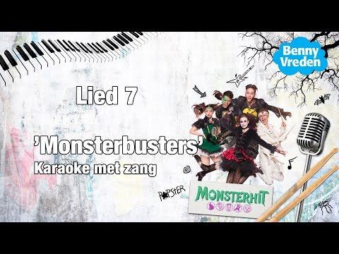 Lied 7 (karaoke zang)  Monsterbusters - van de musical Monsterhit