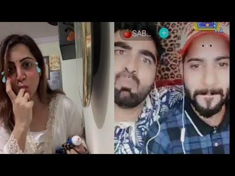 Arshi Khan Punishment On Bigo Live