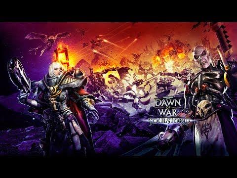 Warhammer 40,000: Dawn of War – Soulstorm (1x1 Champ on Saturday)