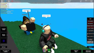 Roblox BYM - Having a Ride with a Floating Island :D