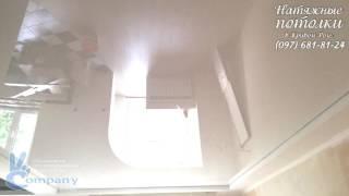 Классика жанра - глянцевый белый натяжной потолок (фото, Кривой Рог)(, 2016-10-14T14:23:24.000Z)