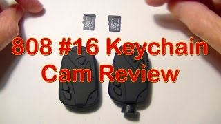 808 #16 Key Chain Camera Review