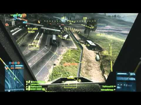 [BF3][HAVOC GUIDE] Battlefield 3 Caspian border using laser painters
