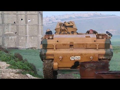 مقتل ضابط كبير في الجيش التركي خلال عملية -غصن الزيتون-  - نشر قبل 2 ساعة