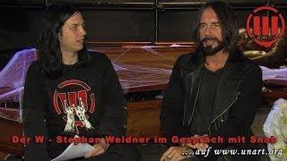 UnArt Live TV - Interview Stephan Weidner 'DER W', Grosse Freiheit Hamburg 2013