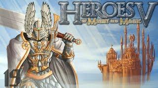 ODBUDOWA IMPERIUM GRYFÓW - ⚔️ Heroes of Might & Magic V ⚔️ - Na żywo