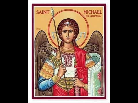 St.Michael-The Archangel!