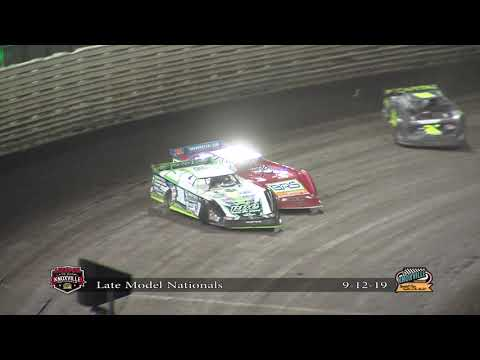 Knoxville Raceway Lucas Oil Late Model Knoxville Nationals 9-12-19