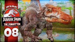 Jurassic Park: Operation Genesis | DINOSAUR BREAKOUT! (Let's Play JPOG Part 8)