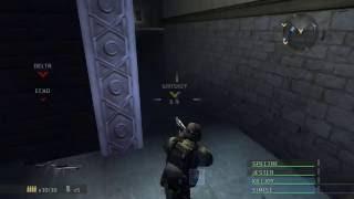 Socom Combined Assault Mission 14 - Trailblazer - HD Gameplay - PCSX2