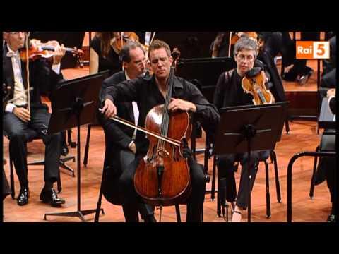 Schumann Cello Concerto 1/3 • Johannes Moser