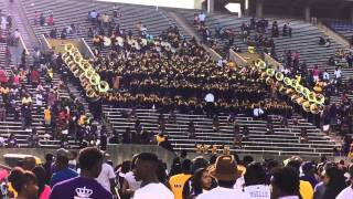 "Alcorn State ""Sounds of Dynomite"" - ""Let It Burn"""