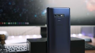Prise en main du Galaxy Note 9