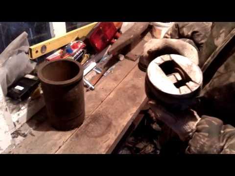 Съемник для гильз ремонт КАМАЗа - YouTube