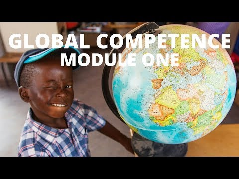 Global Competence Training Part 1: Identifying Areas of Self Growth