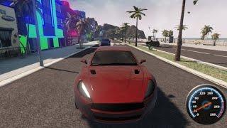 OCEAN CITY RACING Redux Gameplay [PC]