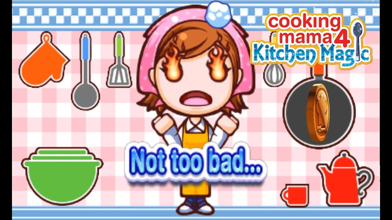 Citra Emulator Cpu Jit Cooking Mama 4 Kitchen Magic 1080p 60 Fps Nintendo 3ds Youtube