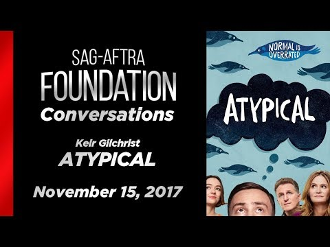 Conversations with Keir Gilchrist of ATYPICAL
