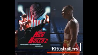 Kickboxer 2 Trailer (Castellano)