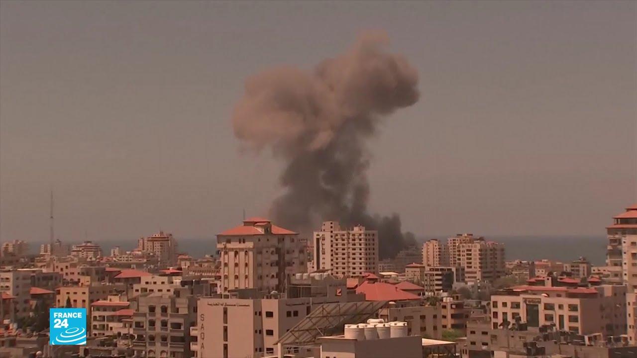 شهادات مؤلمة عن القصف الإسرائيلي لبرج هنادي في غزة  - نشر قبل 2 ساعة