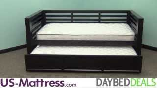 Hillsdale Furniture Miko Daybed With Free Mattress