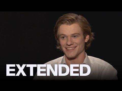 Lucas Till Talks 'MacGyver' Season Three | EXTENDED