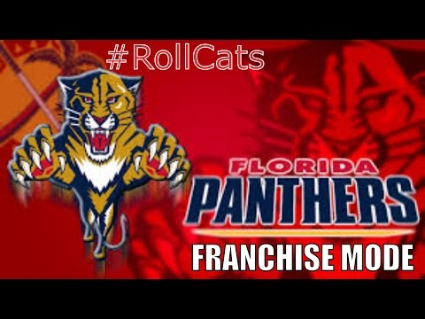 NHL 17 Florida Panthers Franchise Episode 1: Introducing your 2016/17 Florida Panthers