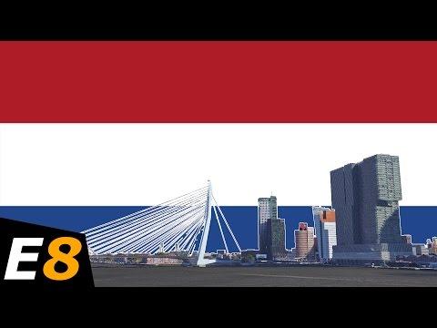 Top 10 Hoogste Gebouwen van Nederland