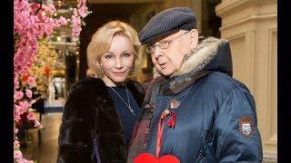 Олег Табаков и Марина Зудина 2018★Oleg Tabakov and Marina Zudina 2018